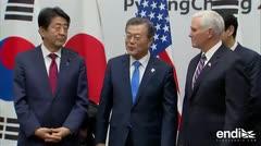 "Pyongyang canceló una reunión con el vicepresidente estadounidense  ""a último minuto"""