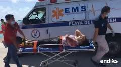 Explosión en ferri mexicano deja 18 heridos