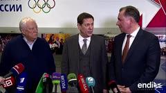El Comité Olímpico Internacional levanta la suspensión a Rusia