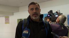 Arriba el Equipo Nacional de Baloncesto a Puerto Rico