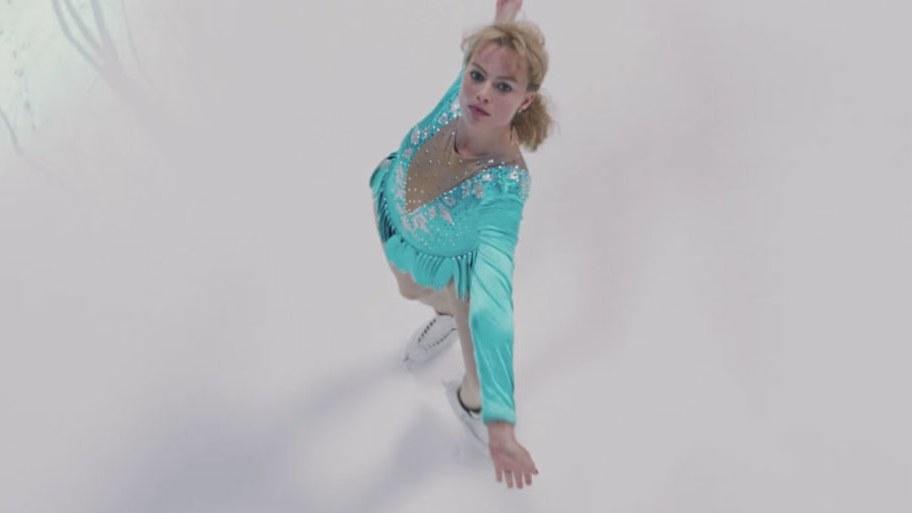 """El espectacular patinaje de la película """"I, Tonya"""" que requirió reemplazar cabezas"""