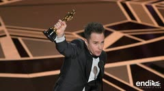 Sam Rockwell ganó el Óscar por mejor actor de reparto