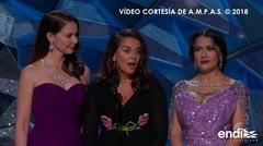 """Tres actrices hacen llamado """"a terminar"""" con el acoso sexual en Hollywood"""