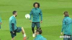 El PSG quiere ganar ante el Real Madrid
