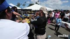 Realizan un simulacro de tsunami en Mayagüez