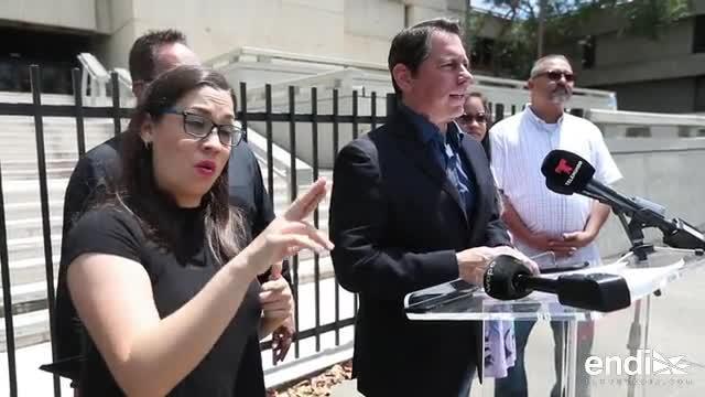 Juan Dalmau busca el acceso a la justicia para los sordos