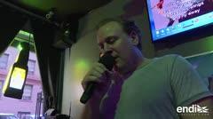 De una barra del karaoke a la cumbre de la ópera
