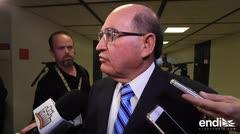 El abogado de Héctor O'Neill argumenta que las alegadas víctimas deben testificar en sala