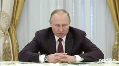 Putin informa que Rusia reducirá su gasto militar