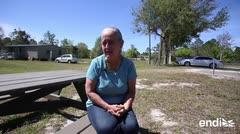 La boricua que trata aliviar el dolor de los latinos en Florida