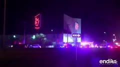 Muere el presunto autor de ataques con explosivos en Texas