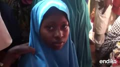 Grupo Boko Haram libera 76 niñas secuestradas en Nigeria