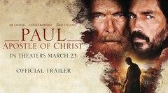 """Trailer de la película """"Paul, Apostle of Christ"""""""