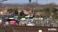 Yihadista mata a tres personas en sur de Francia