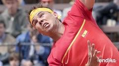 Rafael Nadal logra un regreso triunfal en la Copa Davis