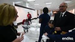 Las nietas del secretario de Hacienda regalan galletas tras falla en el sistema de planillas