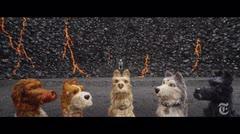 ¿Cómo se realizó Isle of Dogs?