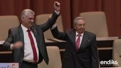 Díaz-Canel asumió presidencia de Cuba y prometió continuidad