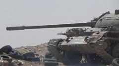 Fuerzas del régimen sirio intensifican sus bombardeos