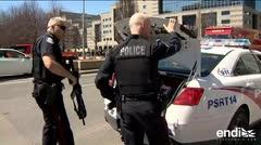 Mató a varias personas con su guagua y luego huyó en Toronto