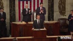 """Macron pide ayuda de Estados Unidos para """"reinventar"""" el multilateralismo"""