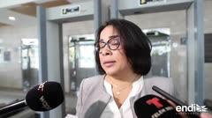 Excusada por hoy a Itza García de la investigación del chat en la CEE