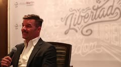 "Ricky Martin: ""Tenemos que gritar"" sobre la trata humana"