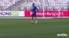 Neymar, con los pies en París y la cabeza en el Mundial 2018
