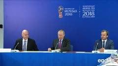 """FIFA dice que Rusia está """"totalmente preparada"""" para el Mundial"""