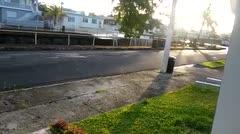 Una avería de la AAA provoca cascada en Bayamón