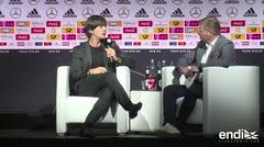 Neuer sigue en camino para ir con Alemania al Mundial de Rusia