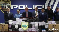 Millonario cantazo contra el narcotráfico en la costa de Cabo Rojo