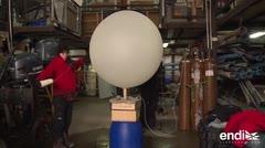 Estudian nubes antárticas para medir impacto del calentamiento