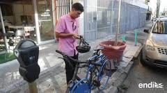 Ir al trabajo en bicicleta tiene sus ventajas