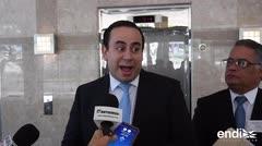 "William Villafañe llega ""muy tranquilo"" a la CEE"