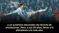 Las estrellas del Mundial: Lionel Messi