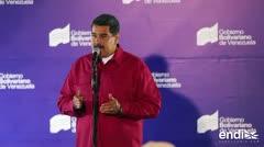 """Maduro: """"Yo me siento puertorriqueño"""""""