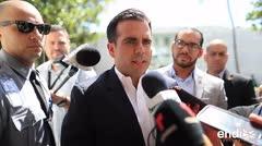 """Rosselló entiende que su acuerdo con la Junta Fiscal """"es de gran beneficio para Puerto Rico"""""""