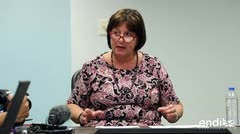 Natalie Jaresko explica lo que añadieron al plan fiscal y lo que eliminaron