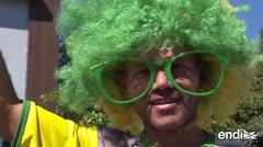 Brasil inicia con Neymar sus preparativos para el Mundial