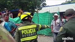 Más de 25,000 personas han sido evacuadas ante el riesgo de creciente de un río en Colombia