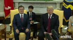Trump admite que la cumbre con Kim Jong-un podría ser postergada