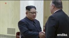"""Trump: la cumbre con Kim se definirá """"la próxima semana"""""""