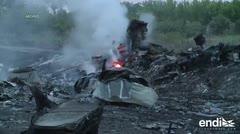 Holanda y Australia acusan a Rusia de derribar el vuelo MH17