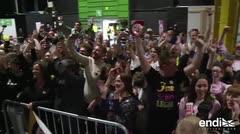 Irlandeses votan masivamente a favor del derecho al aborto