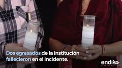 La USC recuerda a los dos exalumnos que murieron en la masacre de Pulse