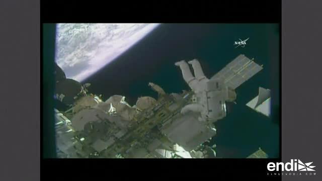 NASA lleva al espacio la tecnología de alta definición