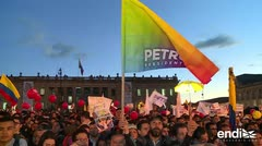 Duelo histórico entre derecha e izquierda en las elecciones de Colombia