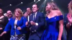 "Jenniffer González se contagia con el ""Dura"" de Daddy Yankee"