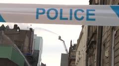 Un nuevo incendio arrasa el edificio de una escuela de arte de Glasgow